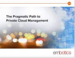 eBook: Pragmatic Path to Private cloud